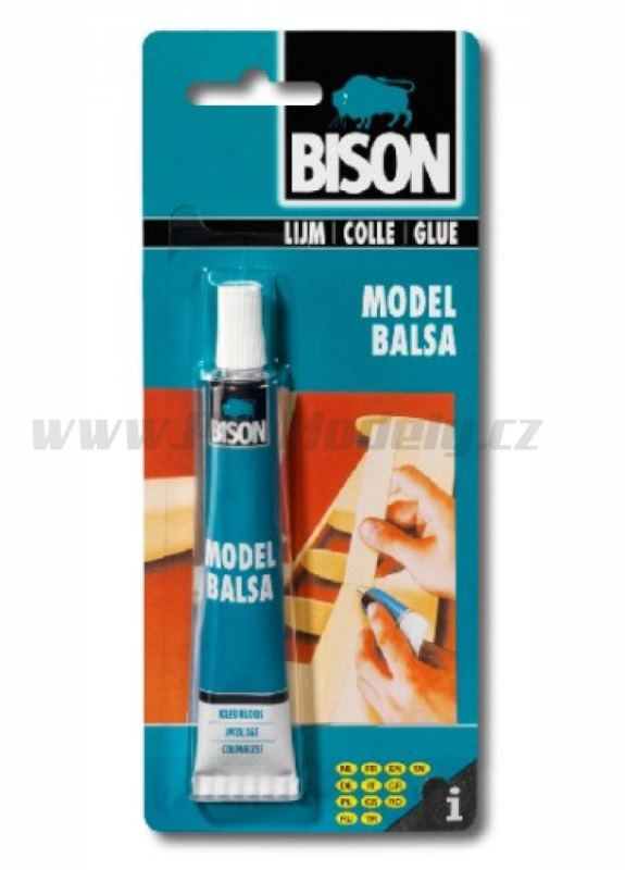 BISON BALSA MODEL