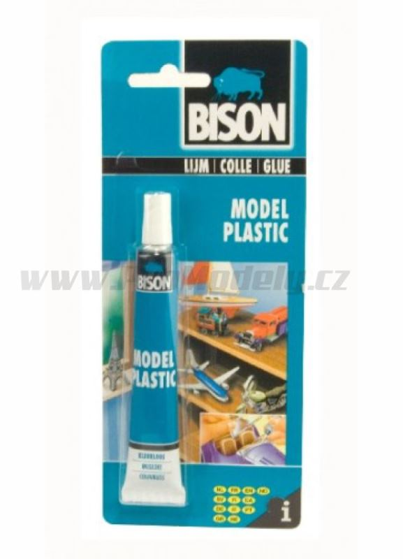 BISON PLASTIC MODEL