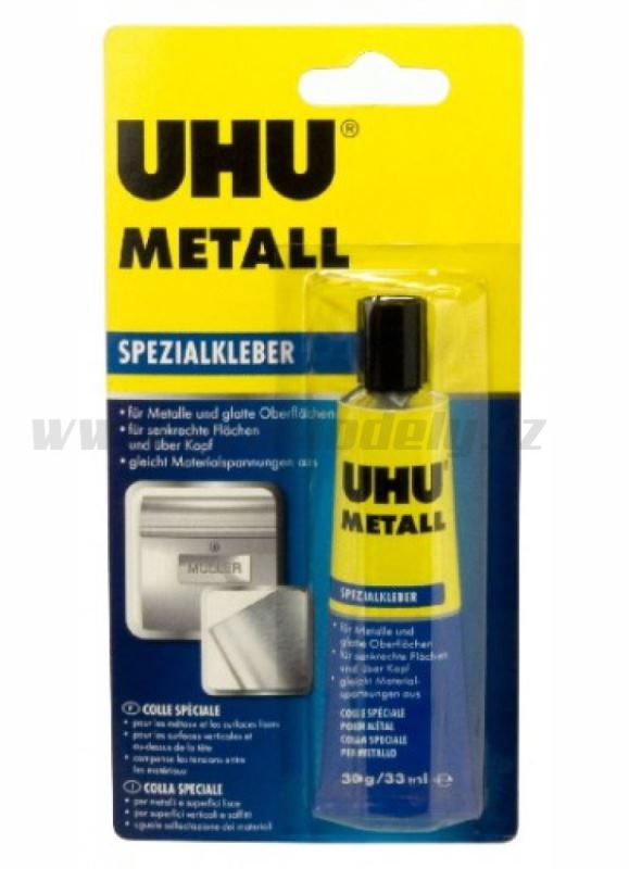 UHU METALL 33ml