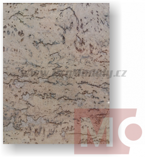 Korek stone pearl 3mm, 300x300mm