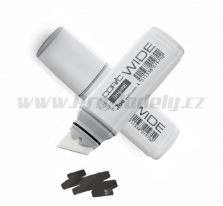 100 Black COPIC Wide