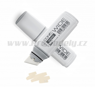 E31 Brick beige COPIC Wide