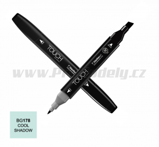 BG178 Cool shadow TOUCH Twin Marker