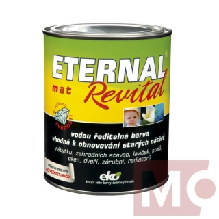 Eternal mat Revital, šedá 0,35kg
