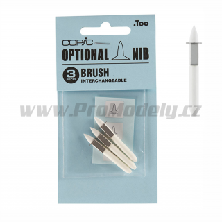 Hrot Copic Original BRUSH, 1ks