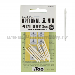 Hrot Copic Original CALLIGRAPHY 3mm, 1ks
