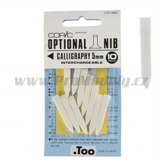 Hrot Copic Original CALLIGRAPHY 5mm, 1ks