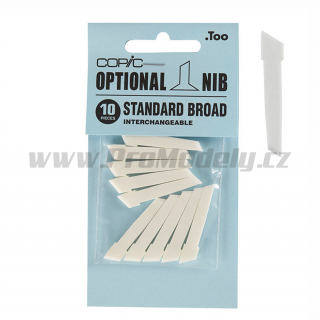 Hrot Copic Original STANDARD BROAD, 1ks