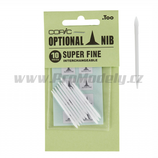 Hrot Copic Original SUPER FINE, 1ks
