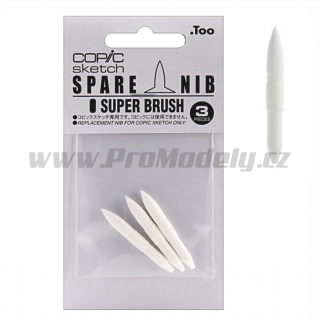 Hrot Copic Sketch / Ciao SUPER BRUSH, 1ks