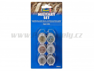 "Revell AQUA sada ""Military Set"""